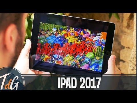 iPad 2017, review en español