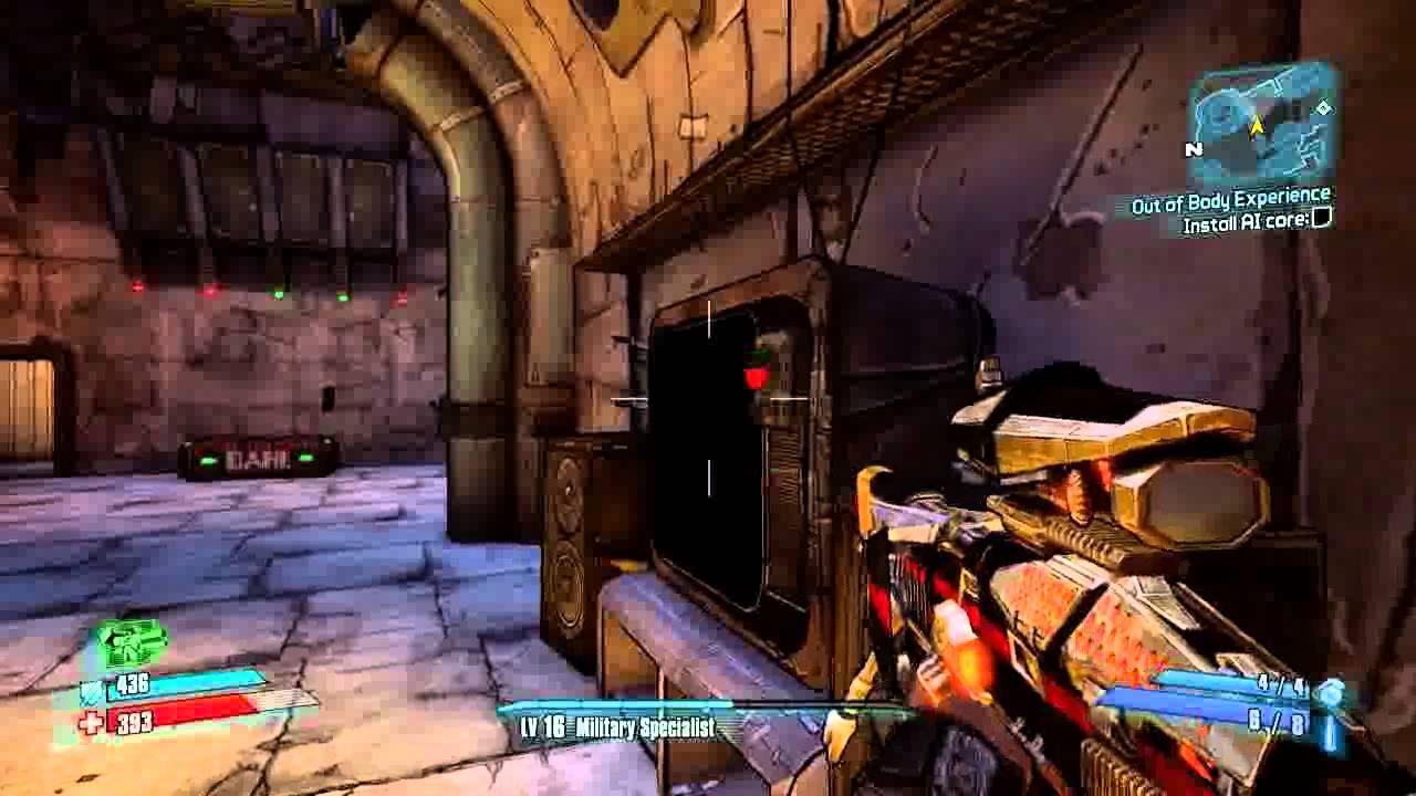 Borderlands 2: Bloodshot Stronghold (Light Puzzle)