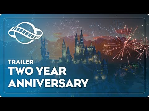 Planet Coaster - Two Year Anniversary Trailer