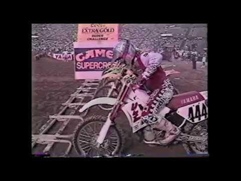 1990 Foxboro Supercross