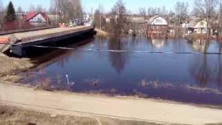 Apr 22, 2013 потоп в Тосно