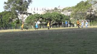 2013/11/30 傑志U9 vs 香港國際學校 上半場