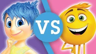 Inside Out VS Emoji Movie! Battle of the Emotions   Dream Mining