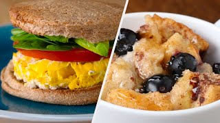 Microwave Breakfast Ideas For People Who Are Always Running Late •Tasty