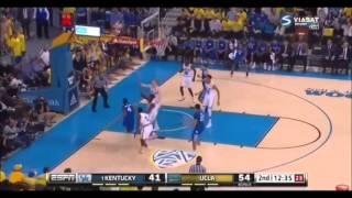 Il pick & pop di Thomas Welsh vs Kentucky