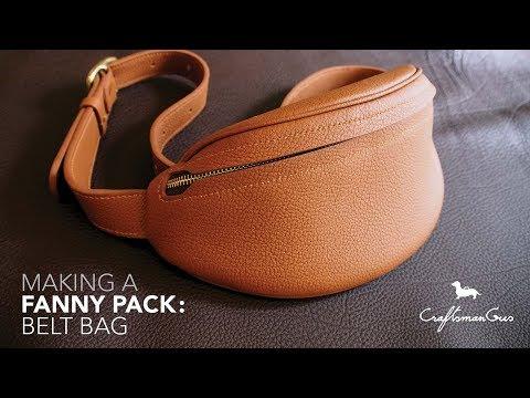 Fanny Pack #LeatherAddict EP52