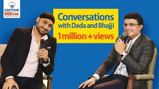 Iconic Memories of Indian Cricket | Captain TMT | Sourav Ganguly | Harbhajan Singh
