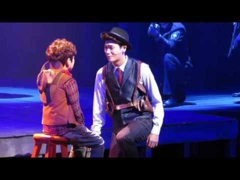 내일이 올까- 박형식 (ZE:A Hyungsik) Live @ Media Call of Musical 'Bonnie & Clyde'
