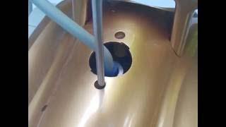 hydrofoil remplacement moteur