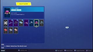 How to FIX Season 5 Back Bling and Skin Glitch for Fortnite Battle Royale