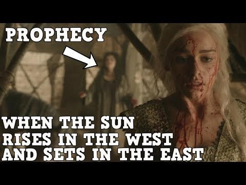 The End of The World | Proof Daenerys is the Prince who was Promised | Game of Thrones Theory