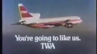 1980 TWA 'Business Men' Commercial