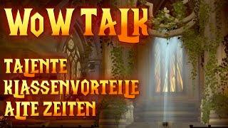 WoW Classic 5/5 | Talente - Klassenvorteile - Raids - Alte Zeiten | Talk Deutsch thumbnail