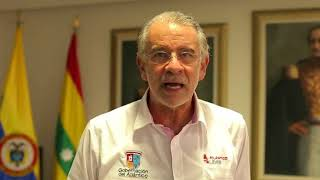Eduardo Verano De La Rosa, gobernador del Atlántico y columnista de EL INFORMADOR
