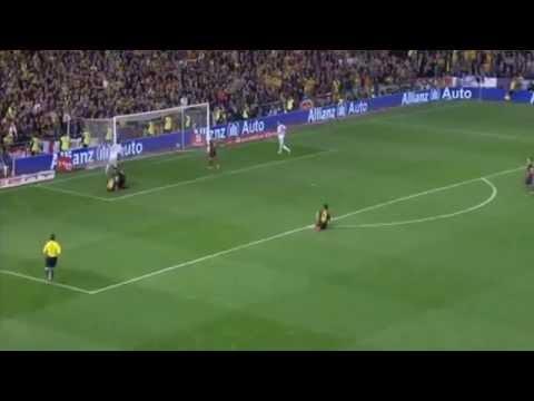 Gareth Bale Amazing Solo Goal   Barcelona vs Real Madrid 1-2 Copa Del Rey HD 2014