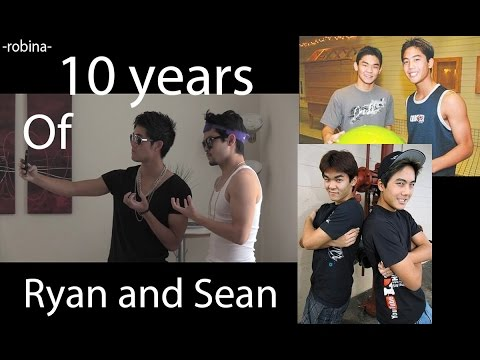 10 years of Ryan and Sean