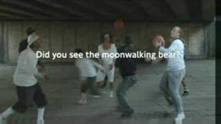 DoTheTest: TfL's moonwalking bear ad