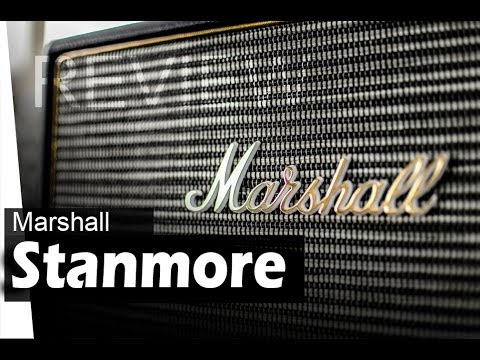 Marshall Stanmore Bluetooth Speaker - REVIEW
