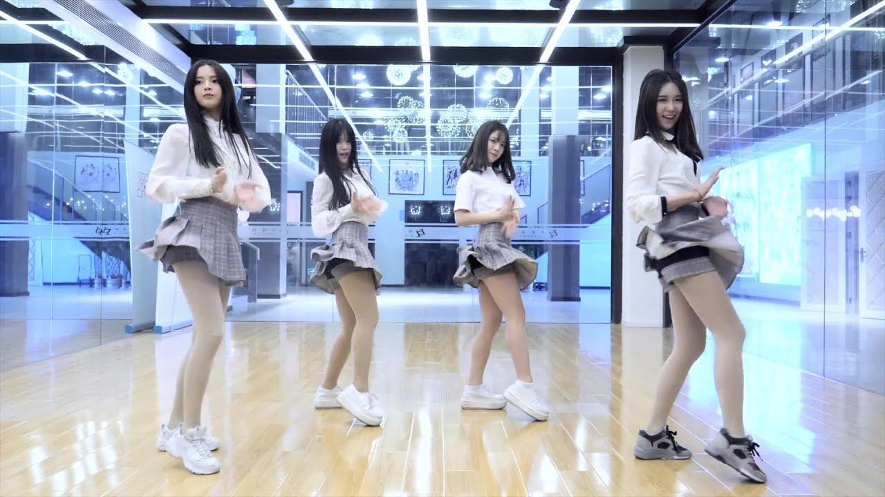【杨超越】CH2《新维度青春》舞蹈练习室