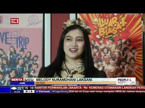 People and Inspiration: Melody, JKT48, dan Pertanian #1