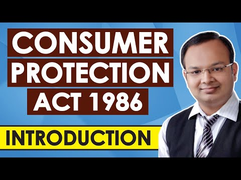 #1 | Consumer Protection Act ,1986 | Meaning of consumer | Part 1 | class 12 business studies |
