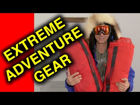 How To Choose 9 Gear Items For Extreme Adventure