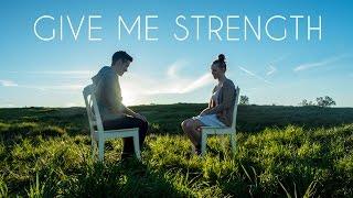 Kyle Hanagami   Give Me Strength (Brock Baker & Alyson Stoner Cover)