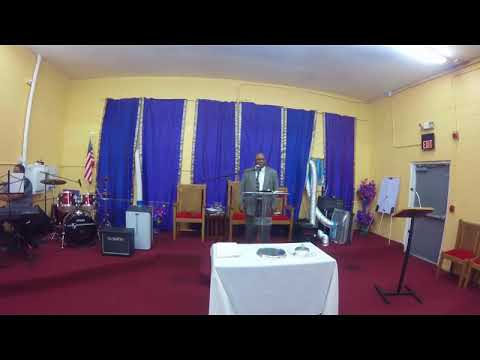 Sunday Morning Service with Pastor Dr Marcus Tillman on March 11 2018