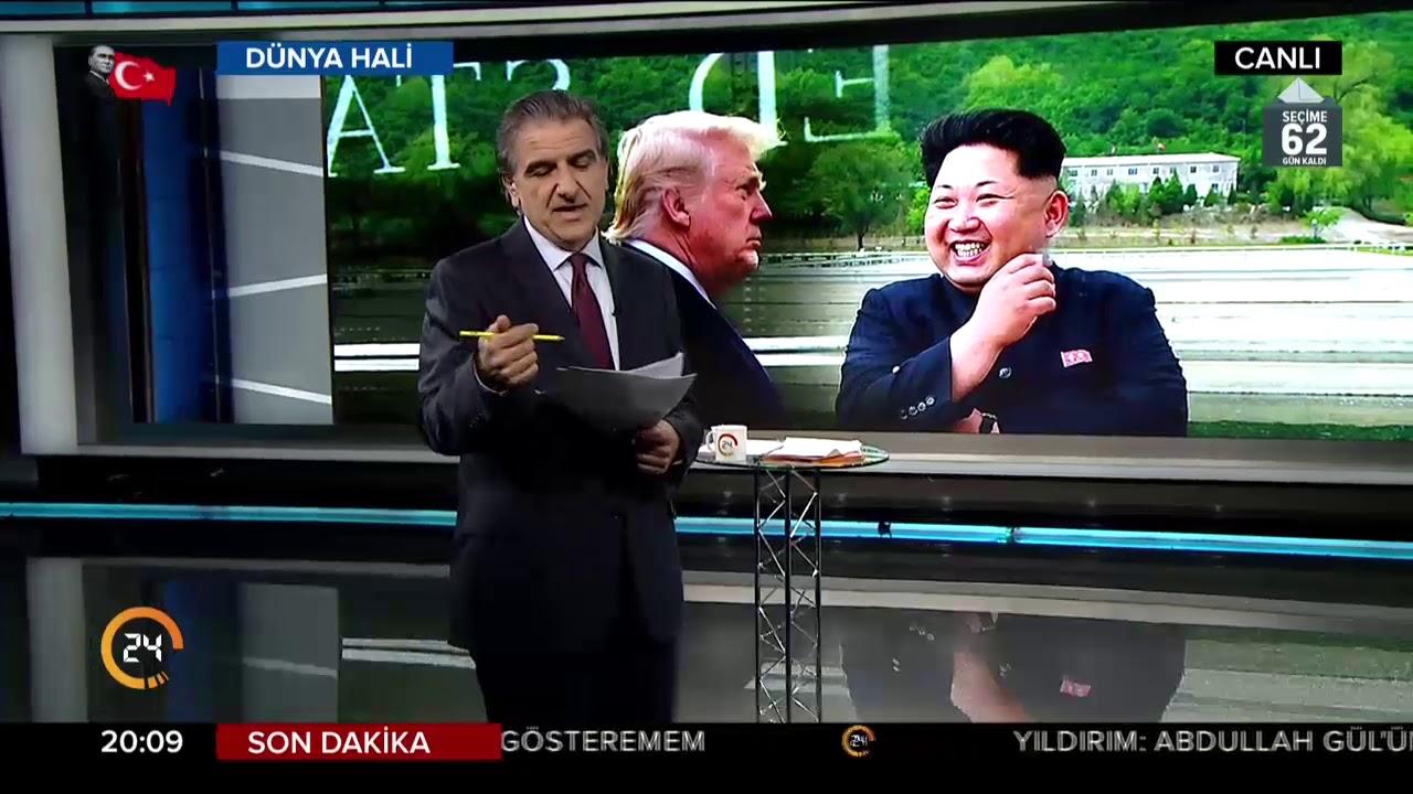 Selim Atalay ile Dünya Hali (23 Nisan 2018)