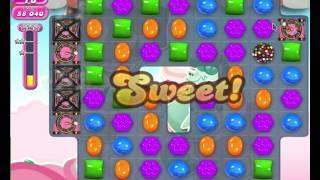 Candy Crush Saga Level 1617 ~ no boosters