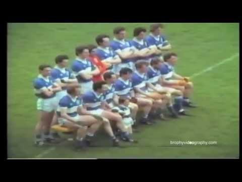 1986 NFL Final Highlights - Laois v Monaghan