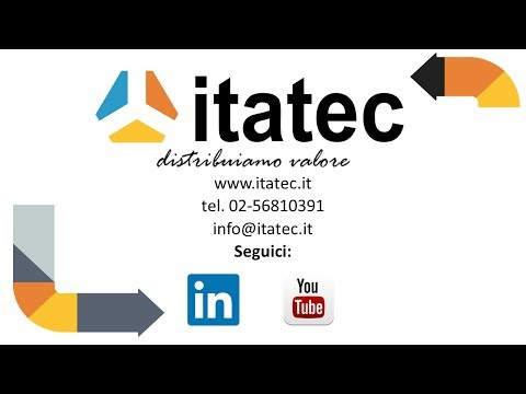Itatec - UNITECH MS650 RING SCANNER TEST - YouTube