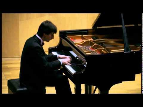 Maurice Ravel, Jeux d'eau, Stefan Łabanowski, piano (Live 2014)