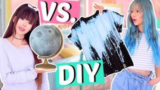DIY Challenge ⚡️ BFF BATTLE | ViktoriaSarina