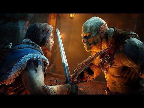 Mittelerde: Mordors Schatten - Preview / Vorschau ( Gameplay) zum Tolkien-Open-World-Spiel