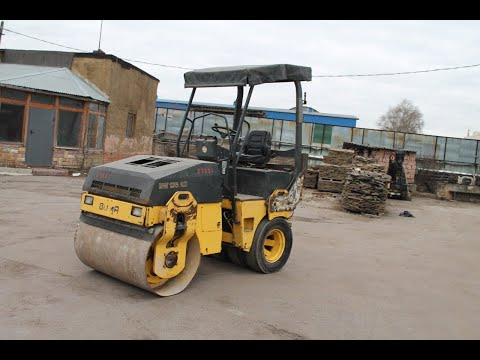 Roller / Compactor / Каток Bomag BW135AC For Sale