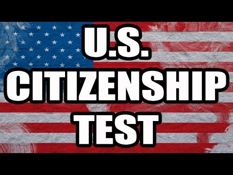 us citizenship writing test The uscis (united states citizenship and immigration services) test is designed for people who are not native speakers of english but the test questions assume that.