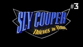 Twitch Livestream | Sly Cooper: Thieves in Time Part 3 (FINAL) [PS3]