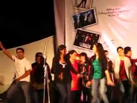 PGP14 in Echoes 2011 - IIM Kozhikode