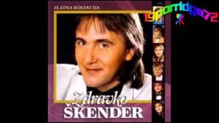 Zdravko Škender - Čekaj me (Festival Split `89)