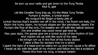 Lets Practice - Mista Tung Twista intro (slowed down w/ lyrics)