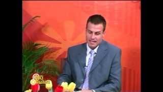 Δρ Παπανικολάου - Δεύτερη Συνέντευξη στο TV Εγνατία