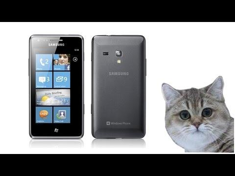 Samsung Omnia M - co w pudełku piszczy? #18