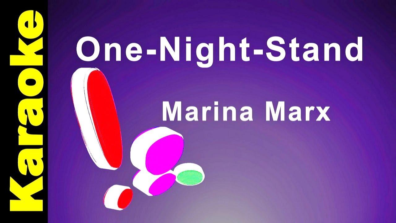 One night stand mannheim