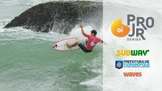 Highlights: Oi Pro Junior Series - SC, day 1