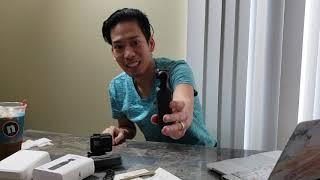 💢244-Osmo Pocket máy quay phim siêu nhỏ