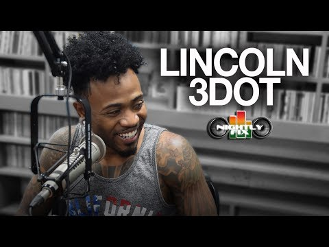 Lincoln 3Dot addresses Ishawna screenshots, Foota Hype feud + talks 'Bounty Killa' single