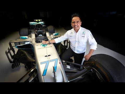 A Long-Term Future Together for the Silver Arrows & PETRONAS