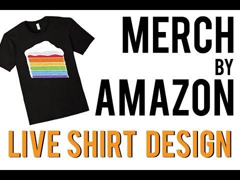 Merch by Amazon - Adobe Illustrator Live T-Shirt Design