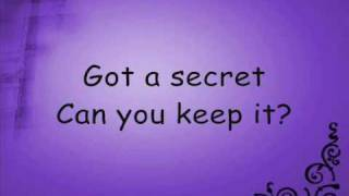 Download Secret Lyrics By The Pierces